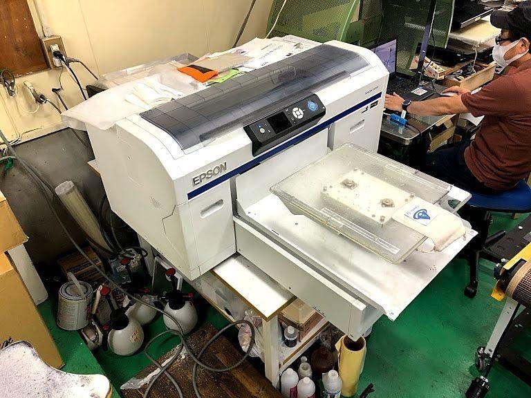 EPSON製ダイレクトプリンター