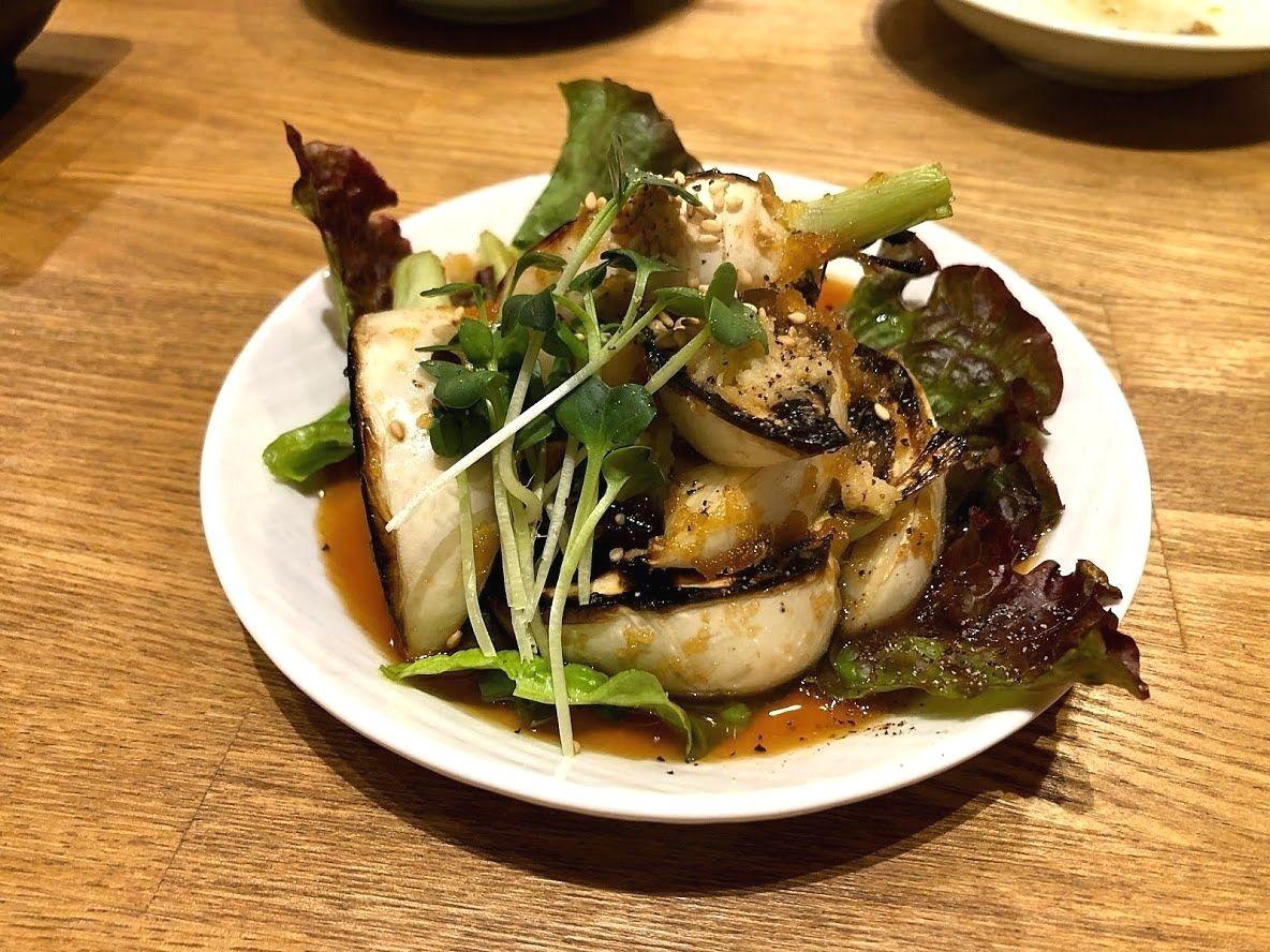 かぶの生姜焼