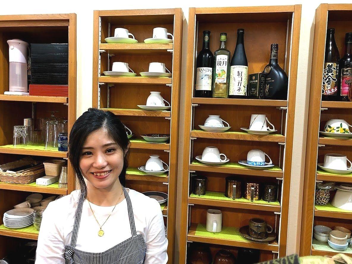 板橋区仲町(中板橋)のカフェYokoさん