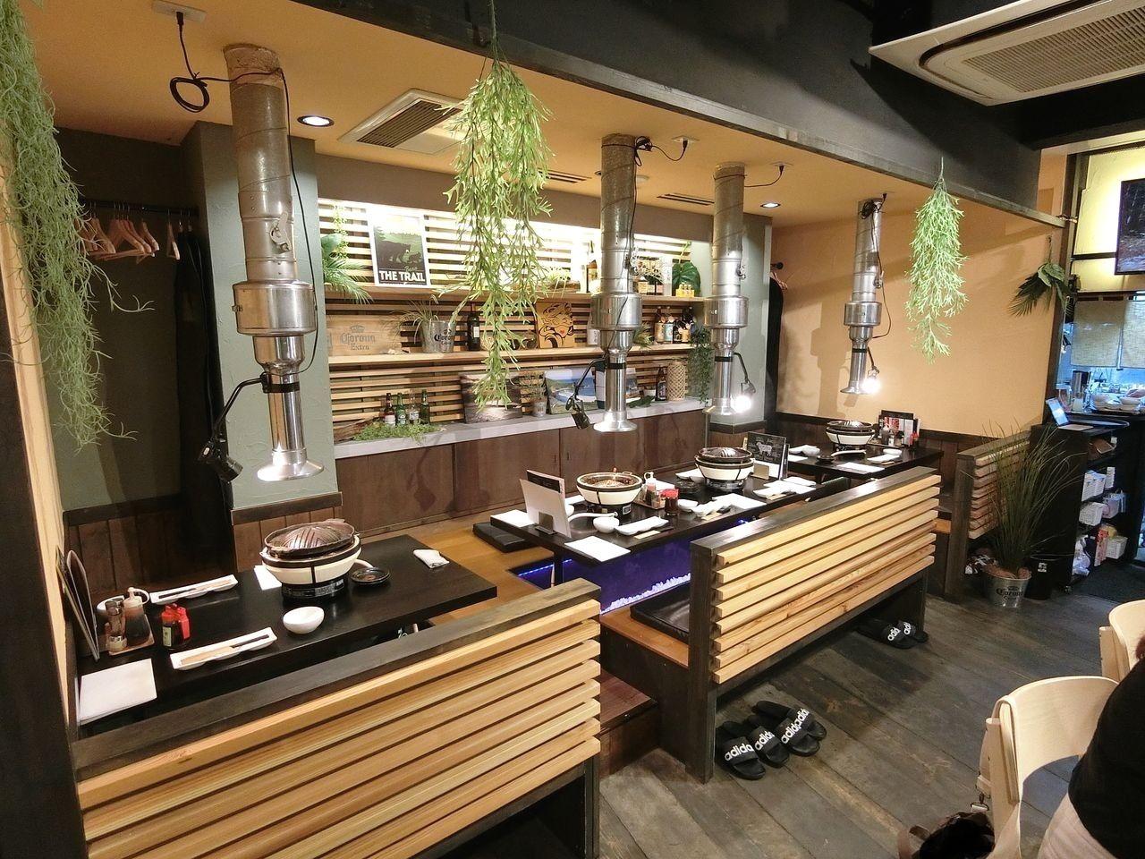 ジンギスカン酒場 Qlamb(くらむ)大山店