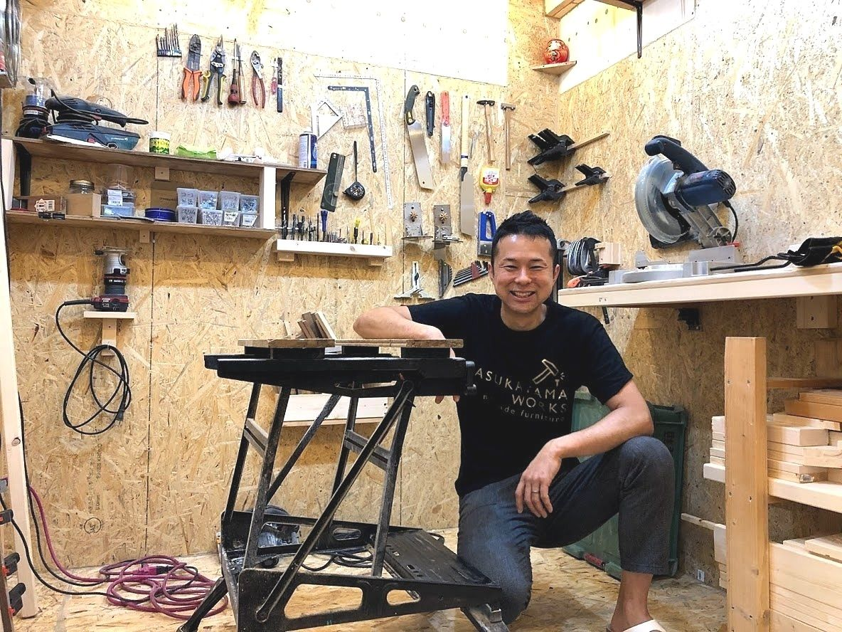高島平の家具工房アスカヤマワークスが防音室を作った