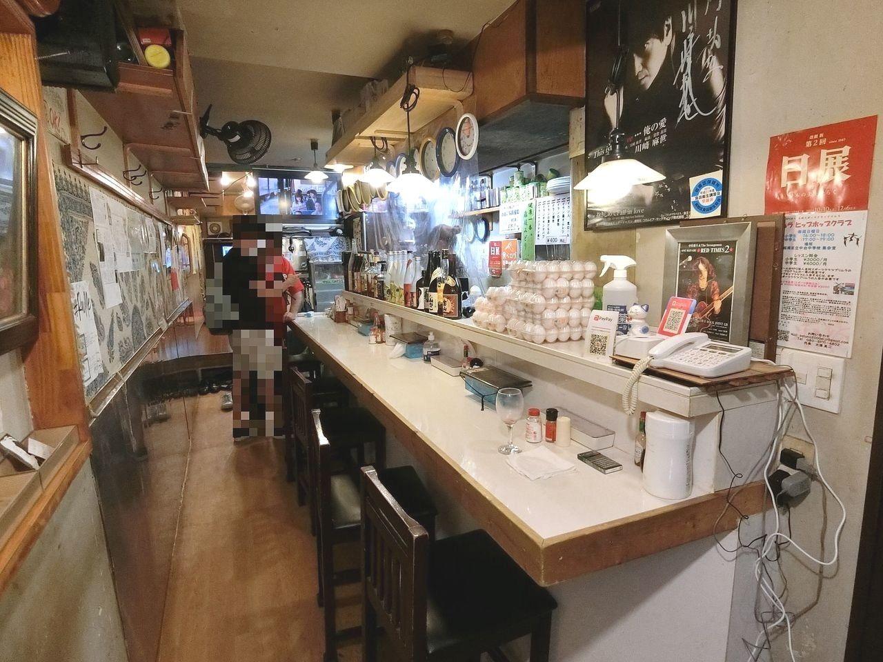 板橋区上板橋の居酒屋「花門」