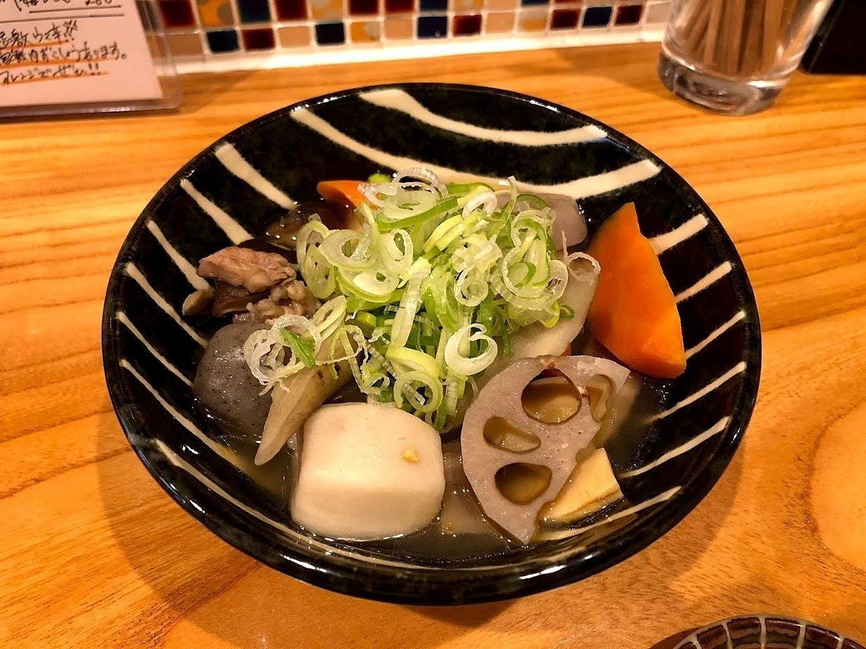 うちのがめ煮(430円)