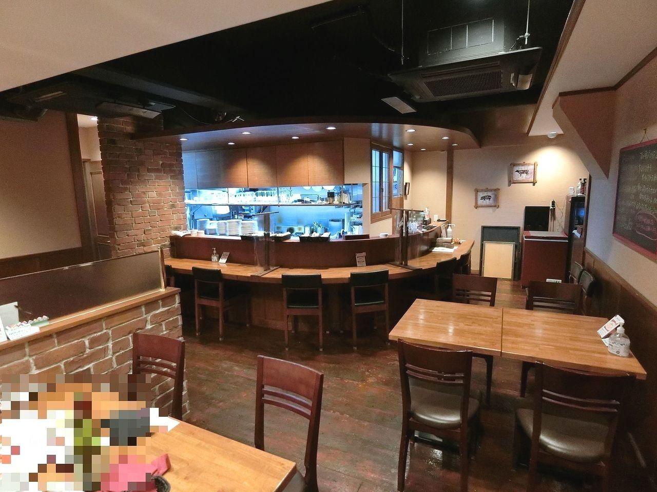 板橋区常盤台のフランス料理店「ビストロ ラ ノブティック B」