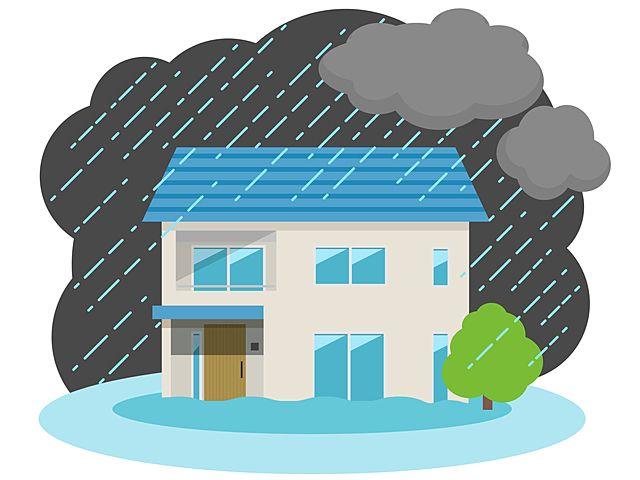 不動産取引時に水害ハザードマップで対象地の説明が義務化