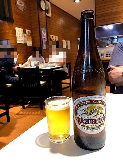 ビール(大ビン)