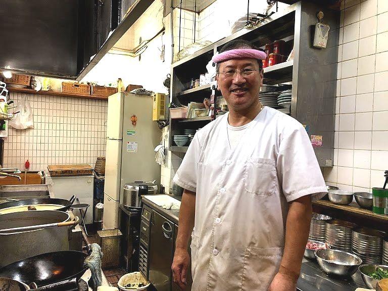 仲宿の中華料理「北京飯店」