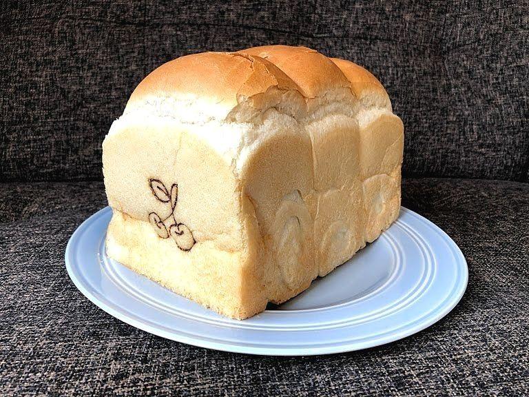 Le Trefle(ル・トレフル)の食パン「無垢」