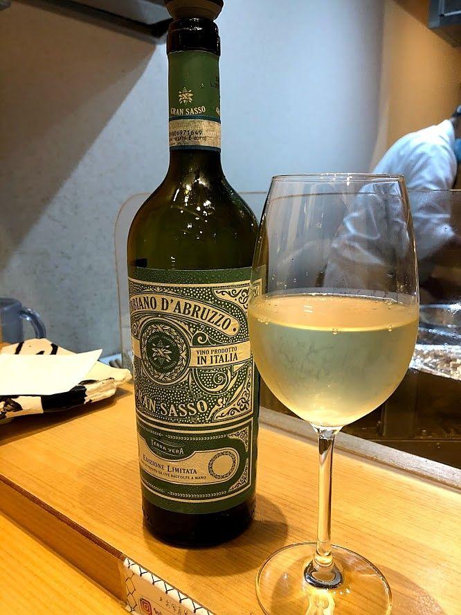 イタリアの白ワイン