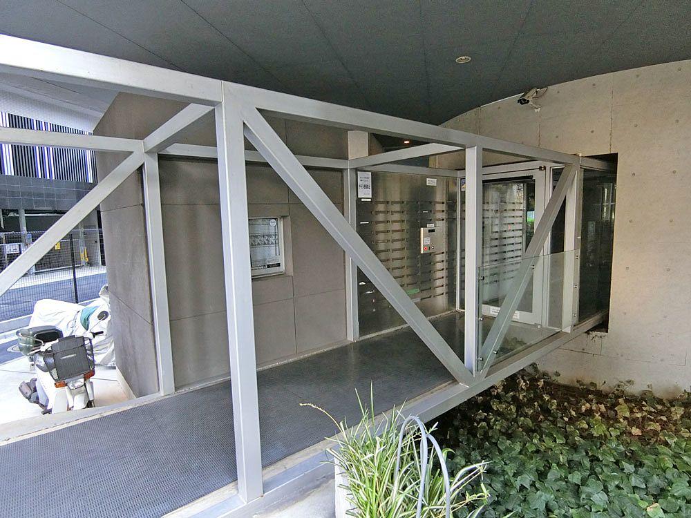 板橋区中丸町のデザイナーズマンション「池袋シティハウス」