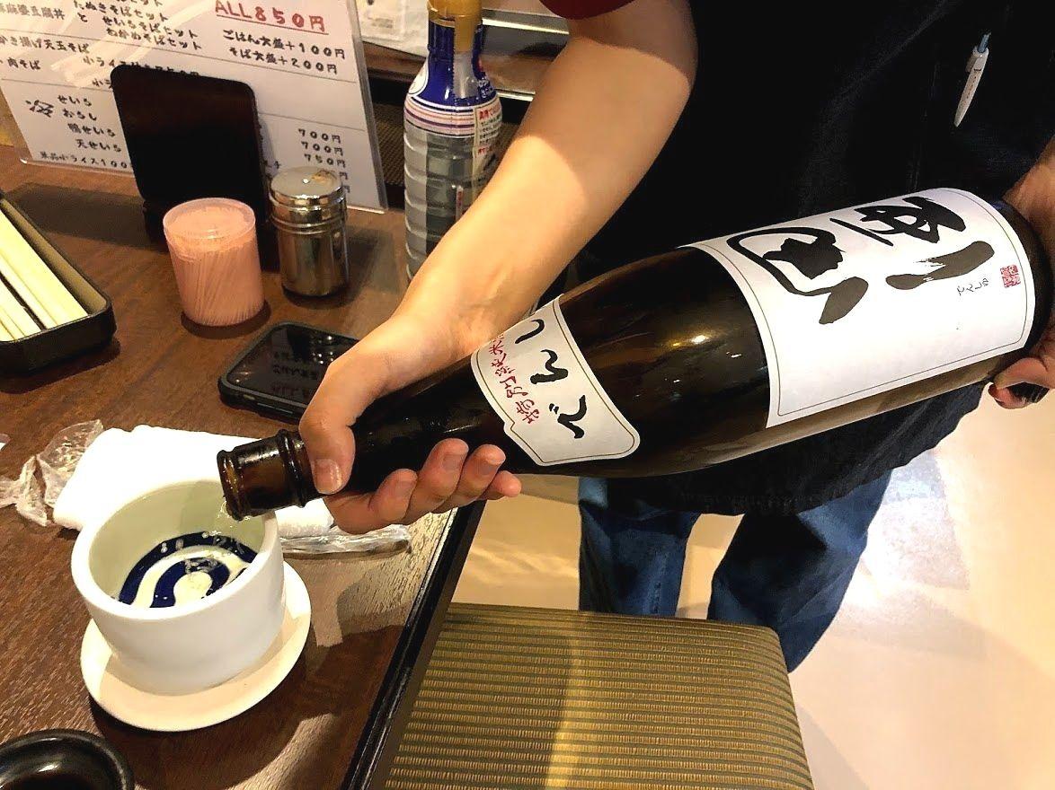 日本酒 田酒(でんしゅ)特別純米