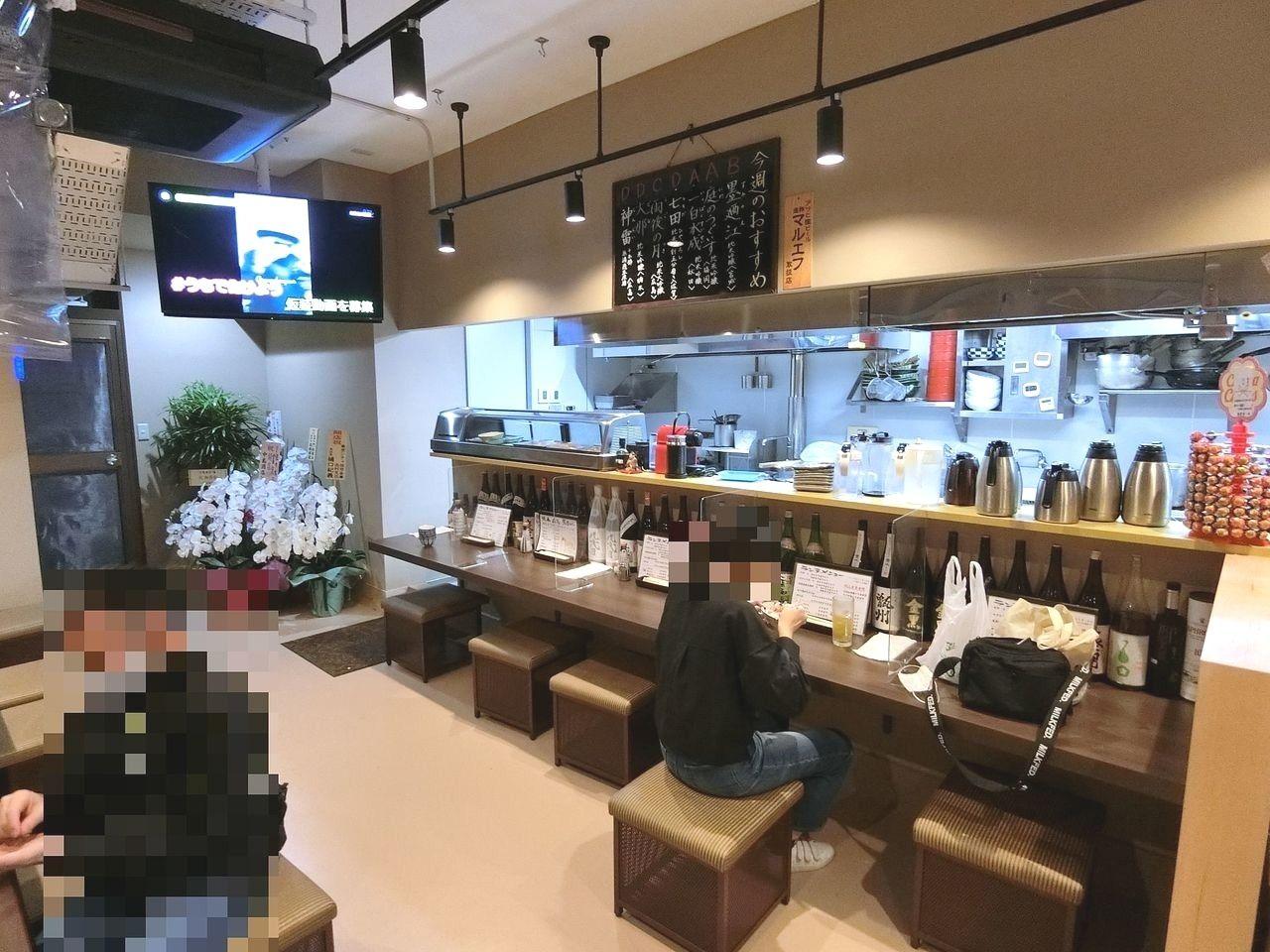 板橋区坂下1丁目の手打ち蕎麦「中島商店」