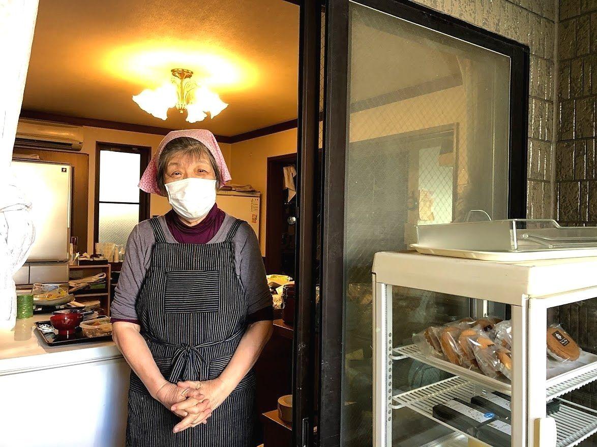 板橋区富士見町の喫茶 萩(はぎ)