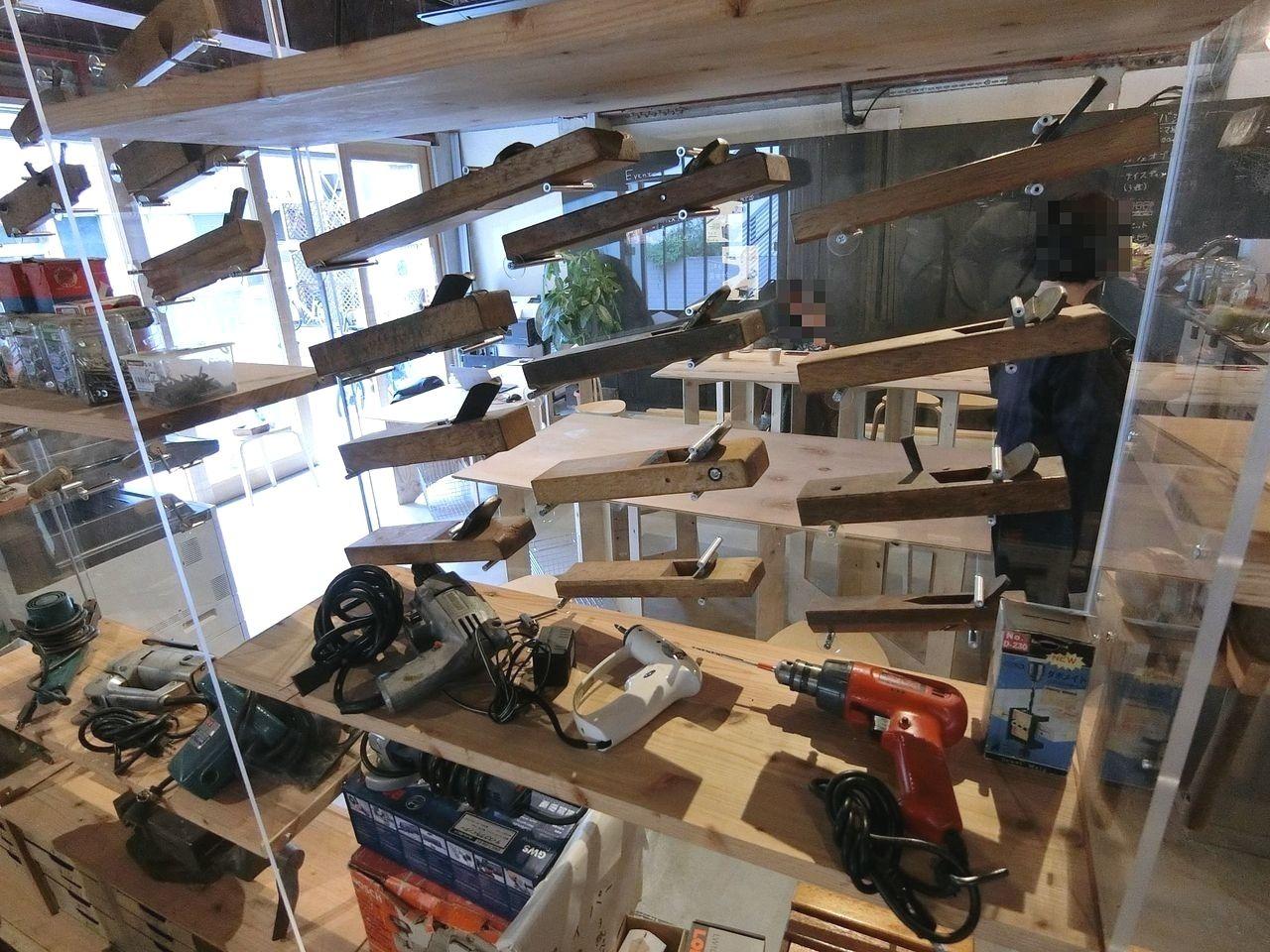 板橋区南町「11-1 studio」のシェア工房