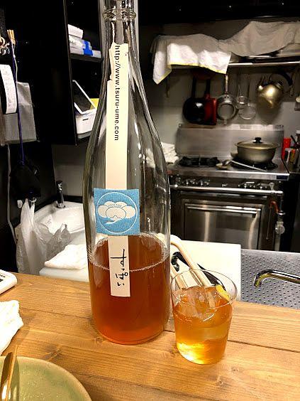 すっぱい梅酒 580円(税別)