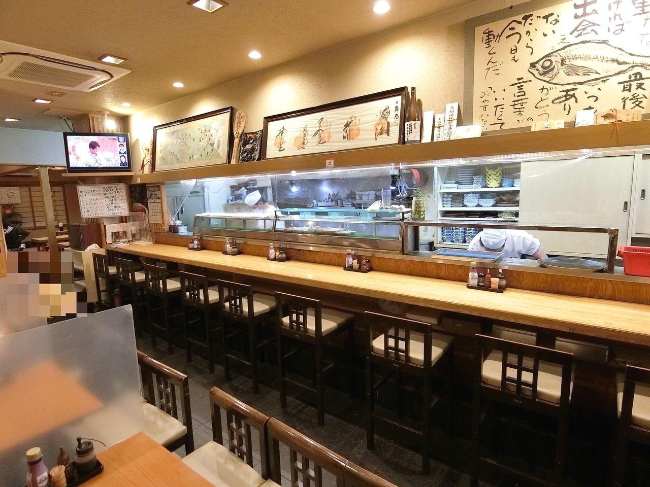 板橋区南常盤台の大衆割烹居酒屋「鳥忠本店」