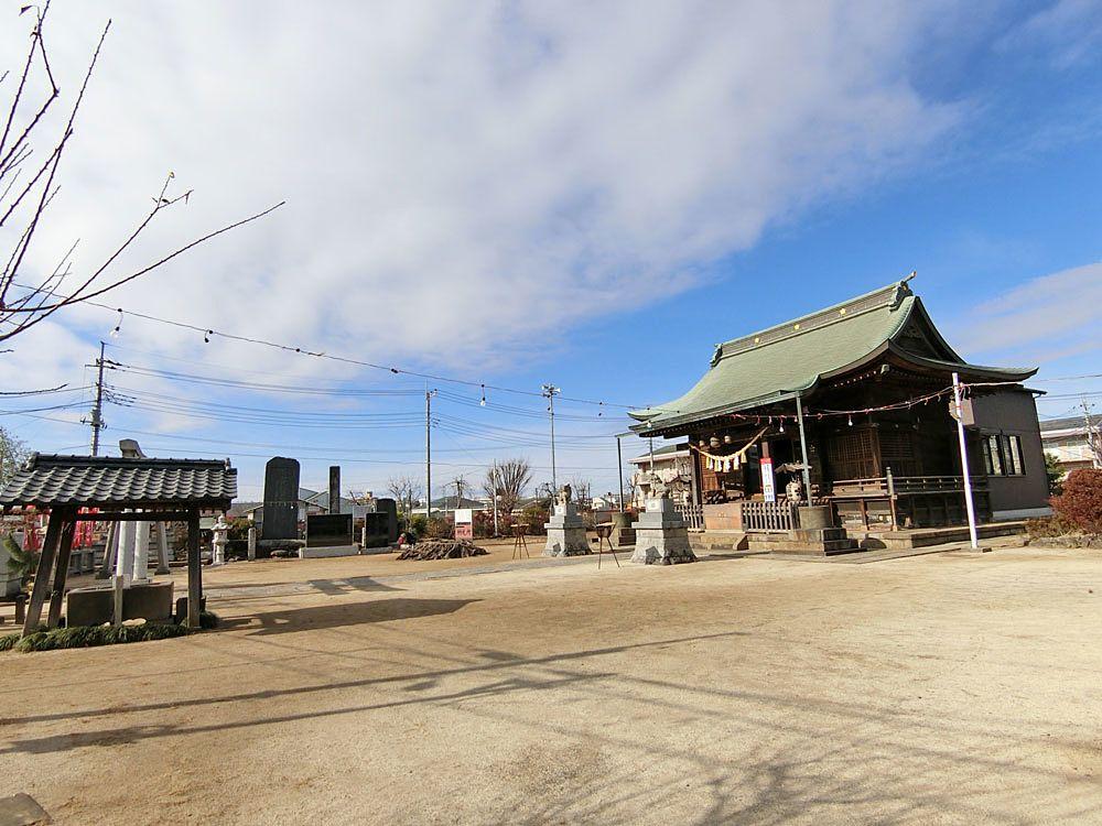 菅原神社(成増)の境内