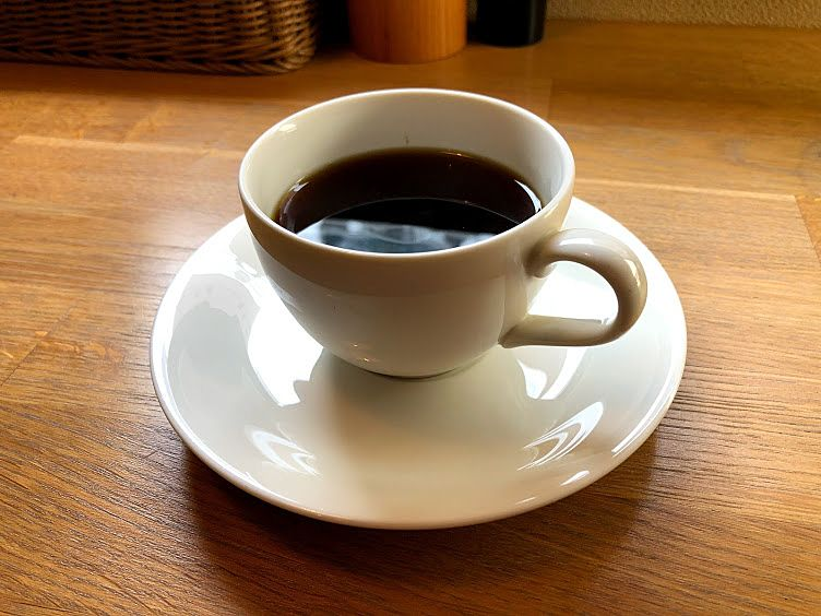 ホットコーヒー 500円
