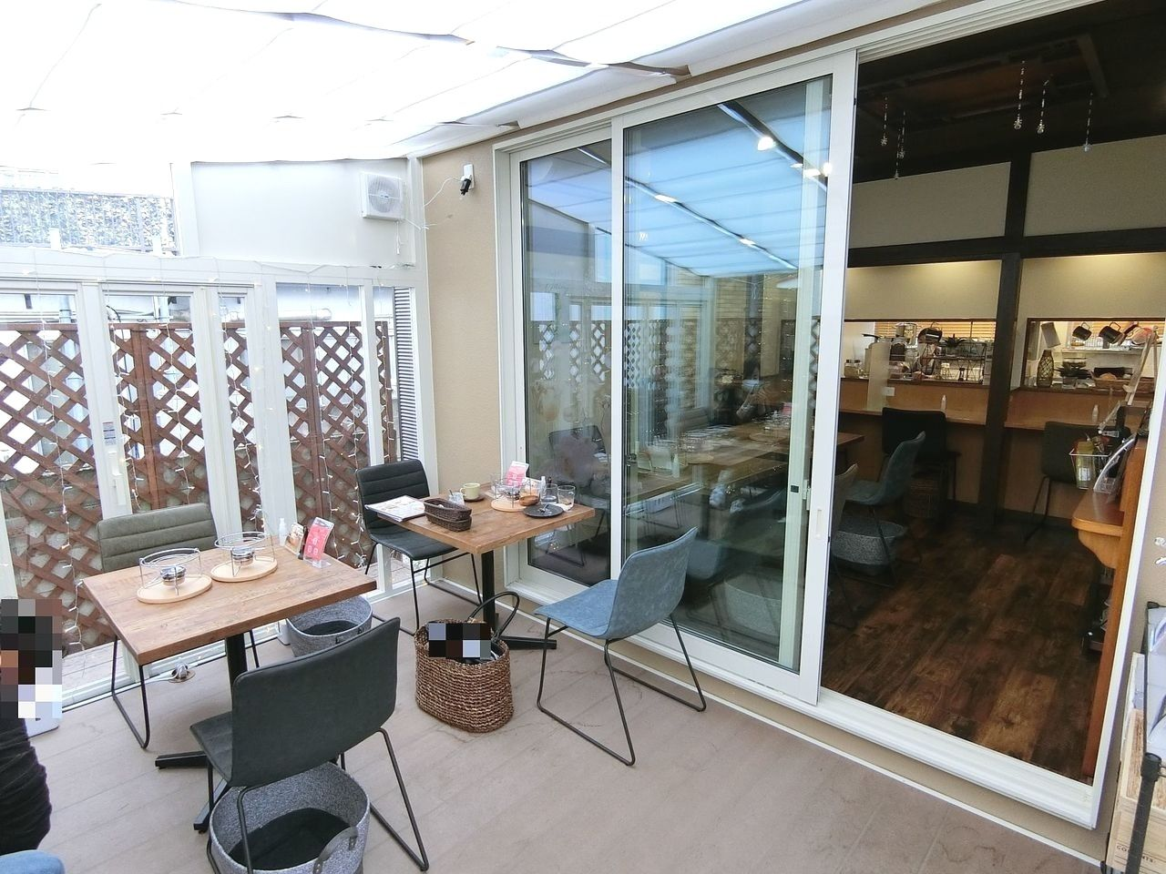 板橋区前野町3丁目のcafe de cuore(カフェドクオーレ)