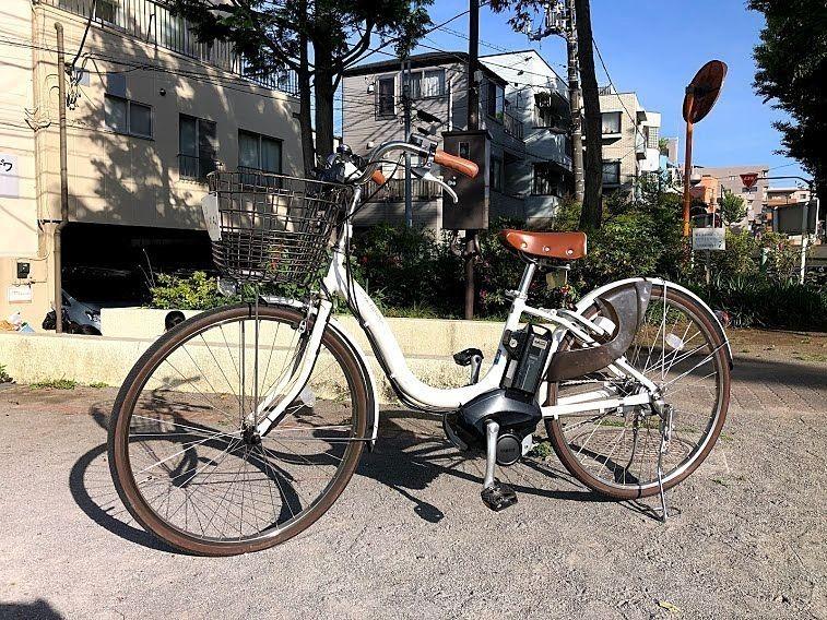 シェアサイクル「ダイチャリ」の電動アシスト自転車に乗ってみた