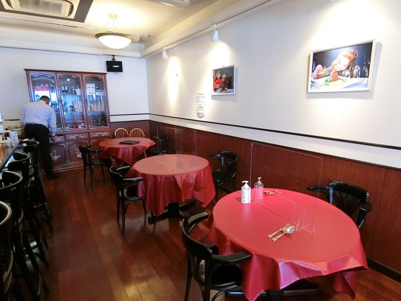 板橋区蓮根のスリランカレストラン「ROGER'S Kitchen(ロジャースキッチン)」