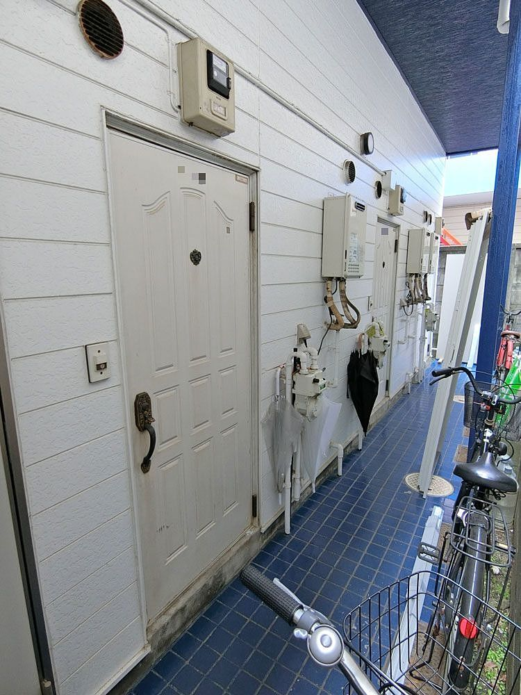 玄関ドアの交換(カバー工法)