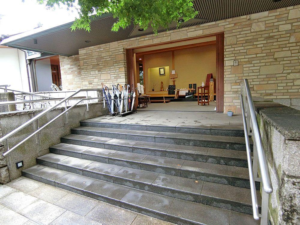 祥雲寺の別邸