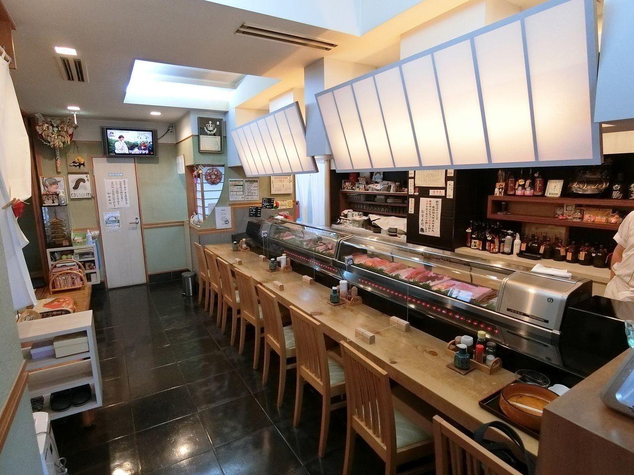 板橋区大谷口上町の松葉寿司