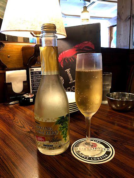 ノンアルコールスパークリングワイン