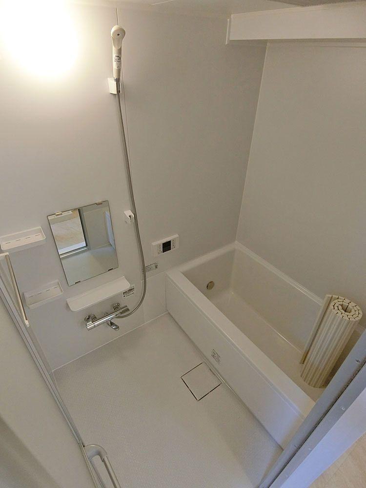 浴室の交換リフォーム
