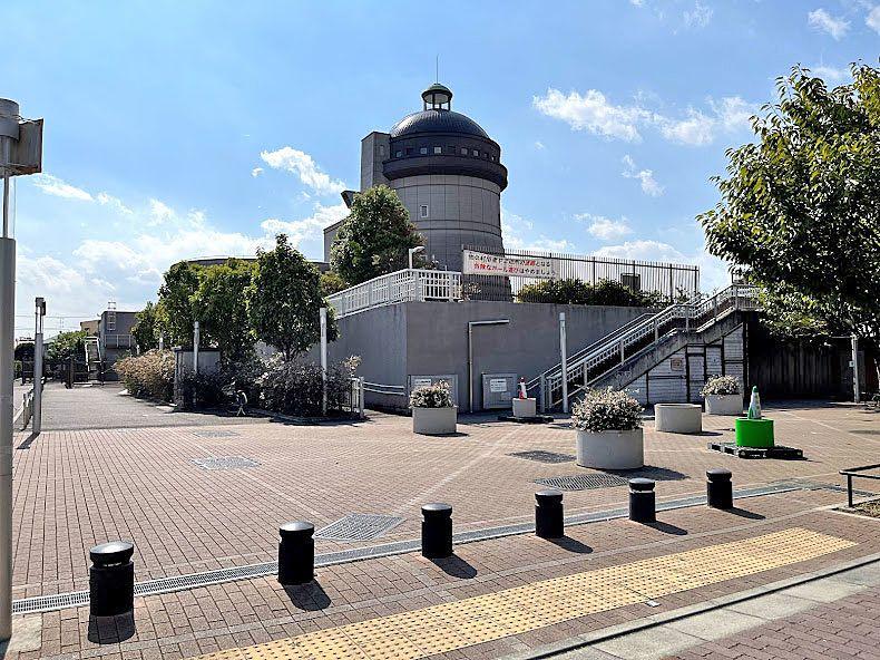 水道タンク横「大谷口公園」