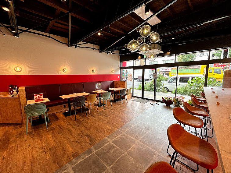 本蓮沼のカフェ「フルーツステーション マゴギン」