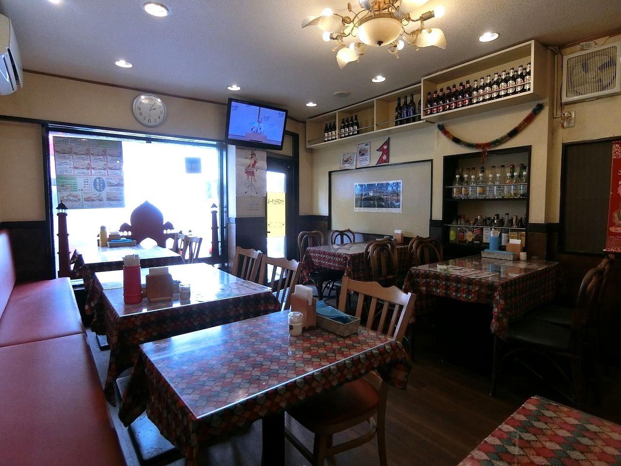 大山のインド料理屋「ニューナマステヒマール」