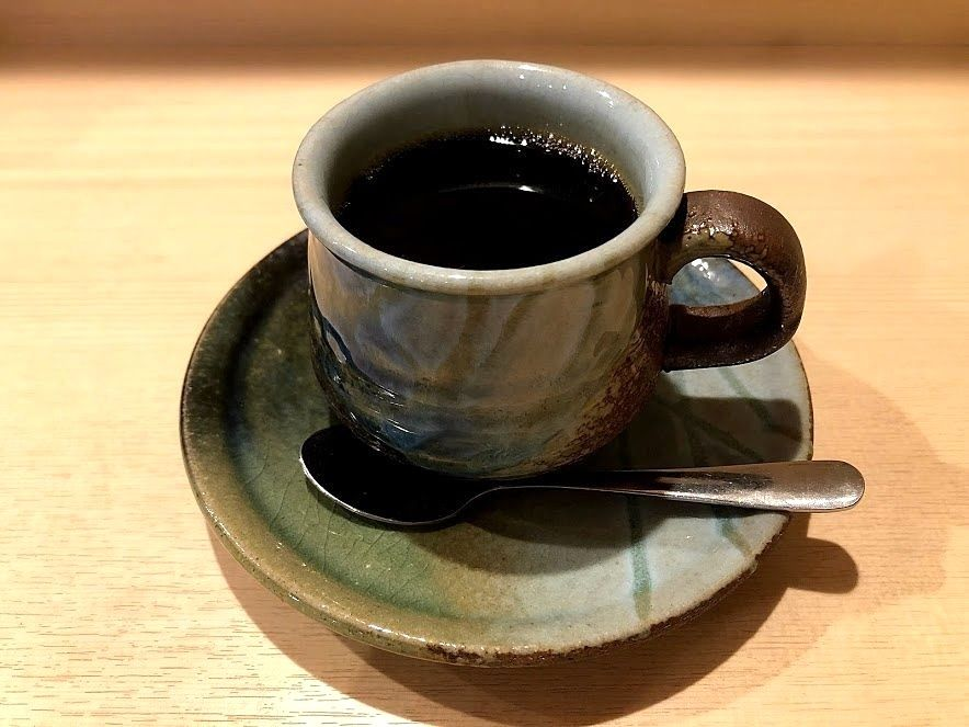 乃可勢(のかぜ)のコーヒー