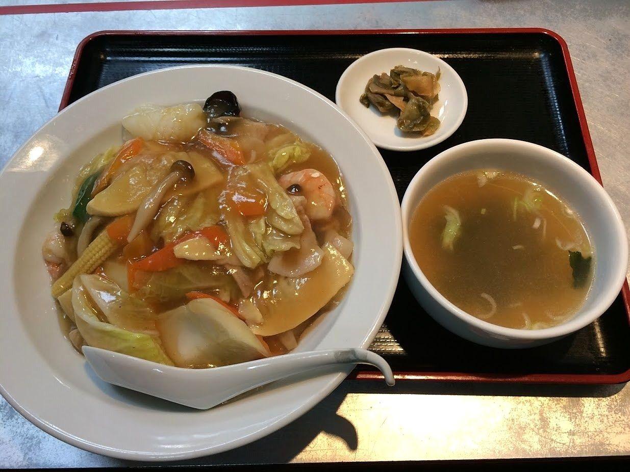 中華丼 650円