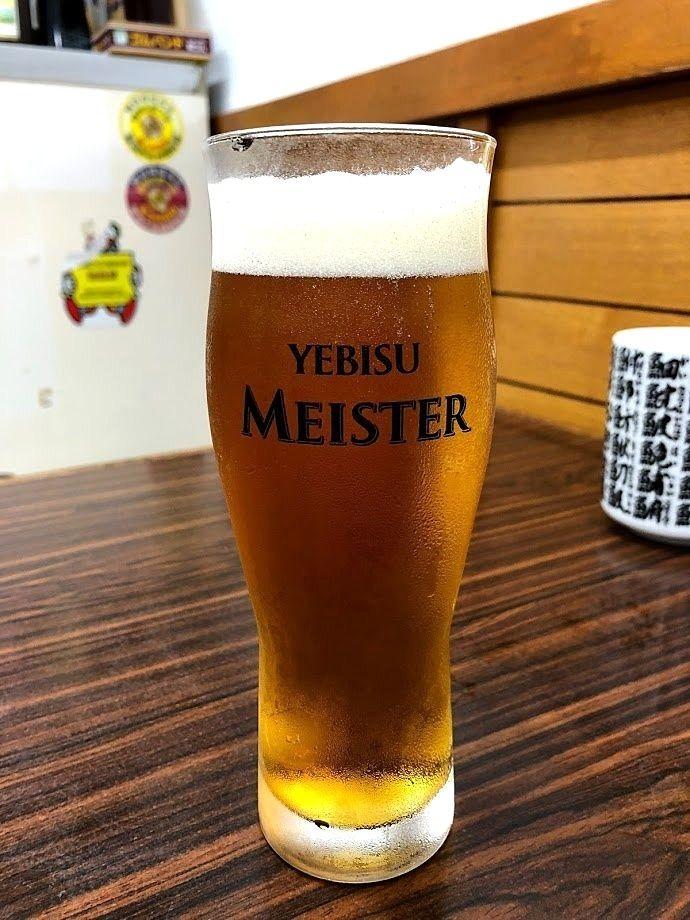 エビスマイスター(生ビール)