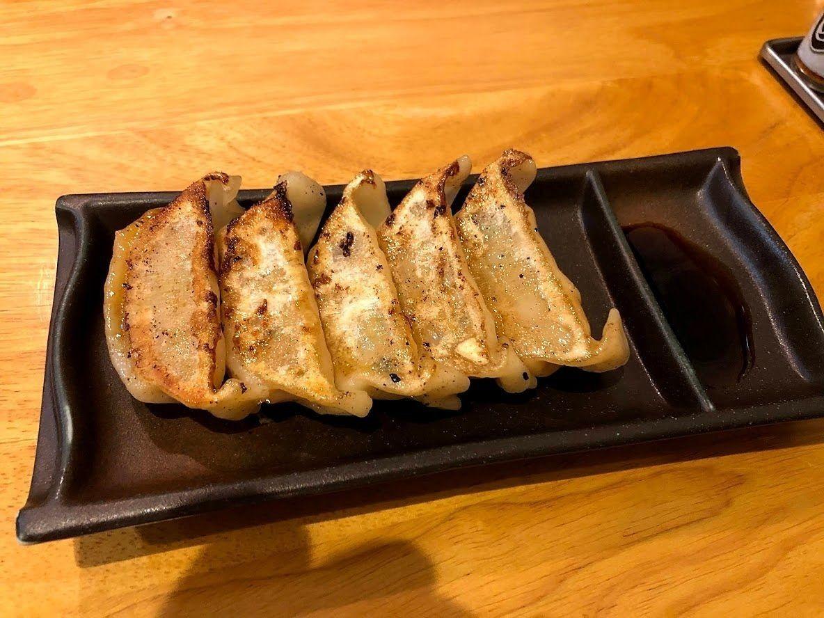 焼餃子 350円
