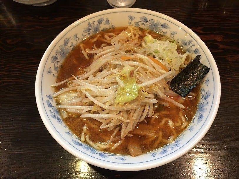 野菜ラーメン 800円