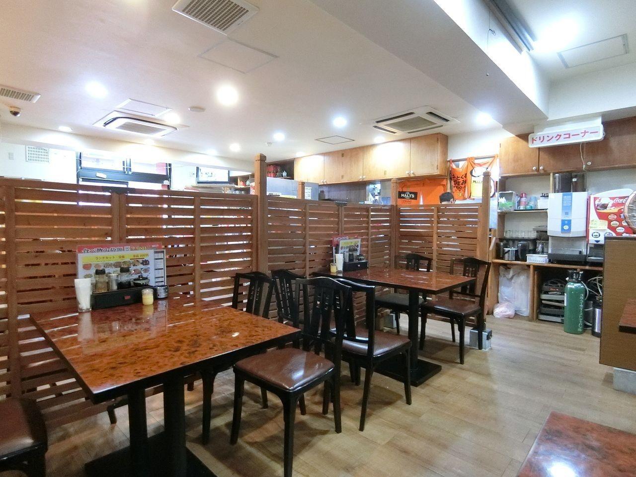 大山の中華料理屋「祥和居(しょうわきょ)」