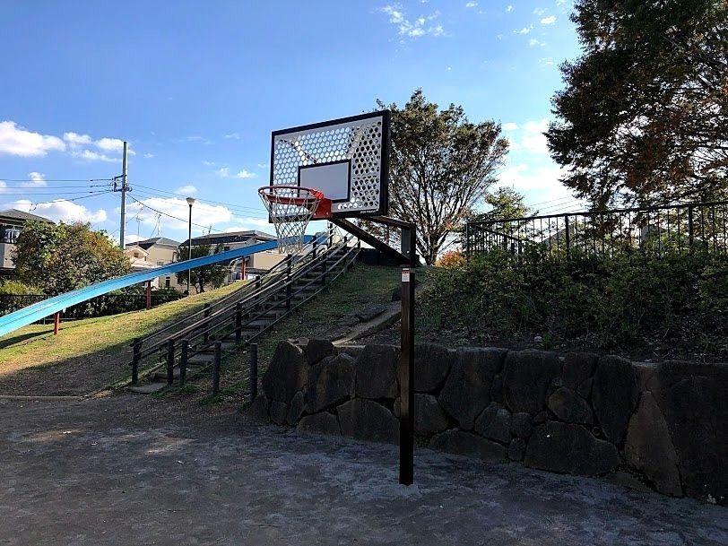 板橋区徳丸8丁目の紅梅公園(こうばいこうえん)