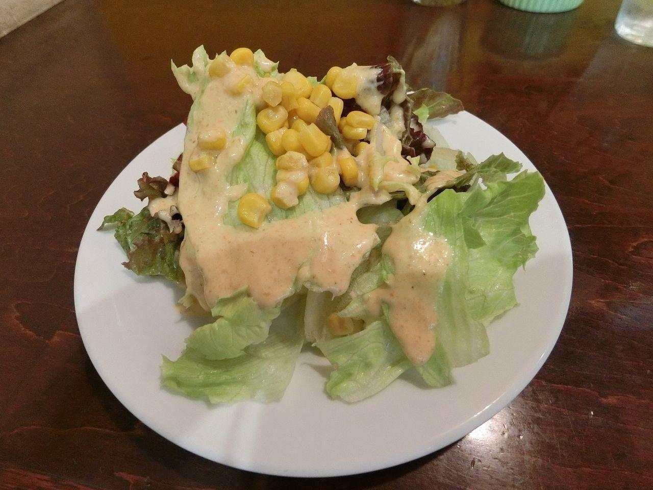 彩りフレッシュサラダ