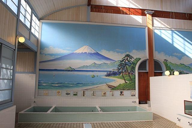 板橋区の銭湯・温泉