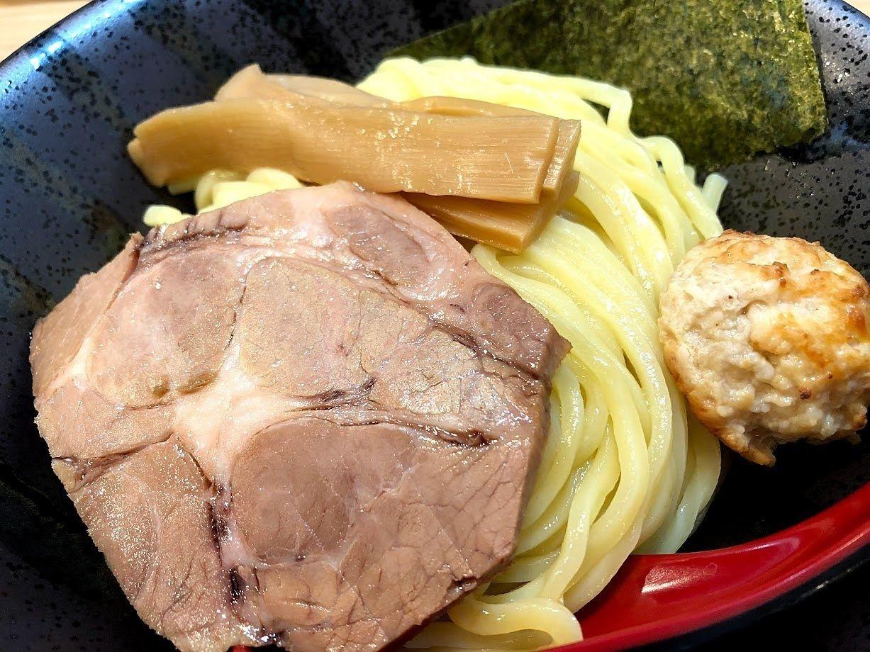 海老つけ麺 780円