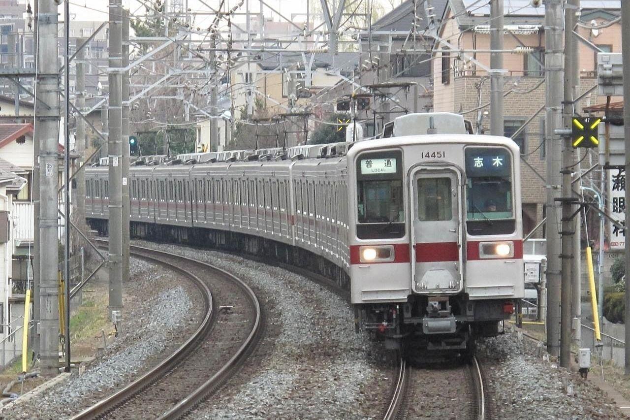 東武東上線の好き嫌い