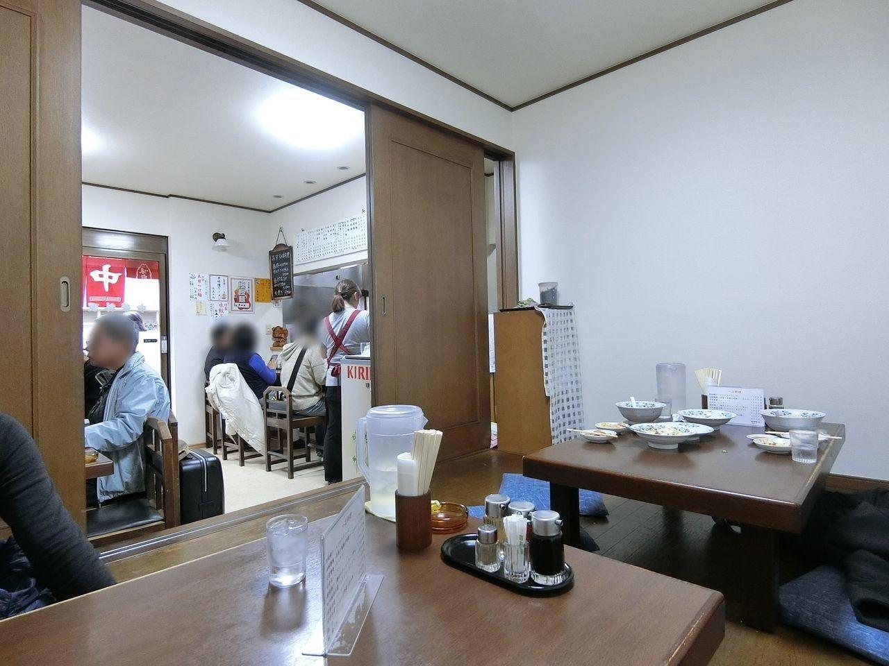 板橋区前野町の中華料理 吉祥軒(きっしょうけん)