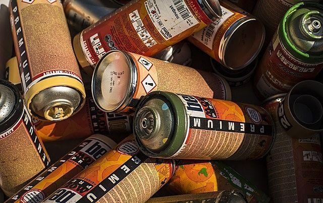 板橋区でのスプレー缶・ライターの捨て方
