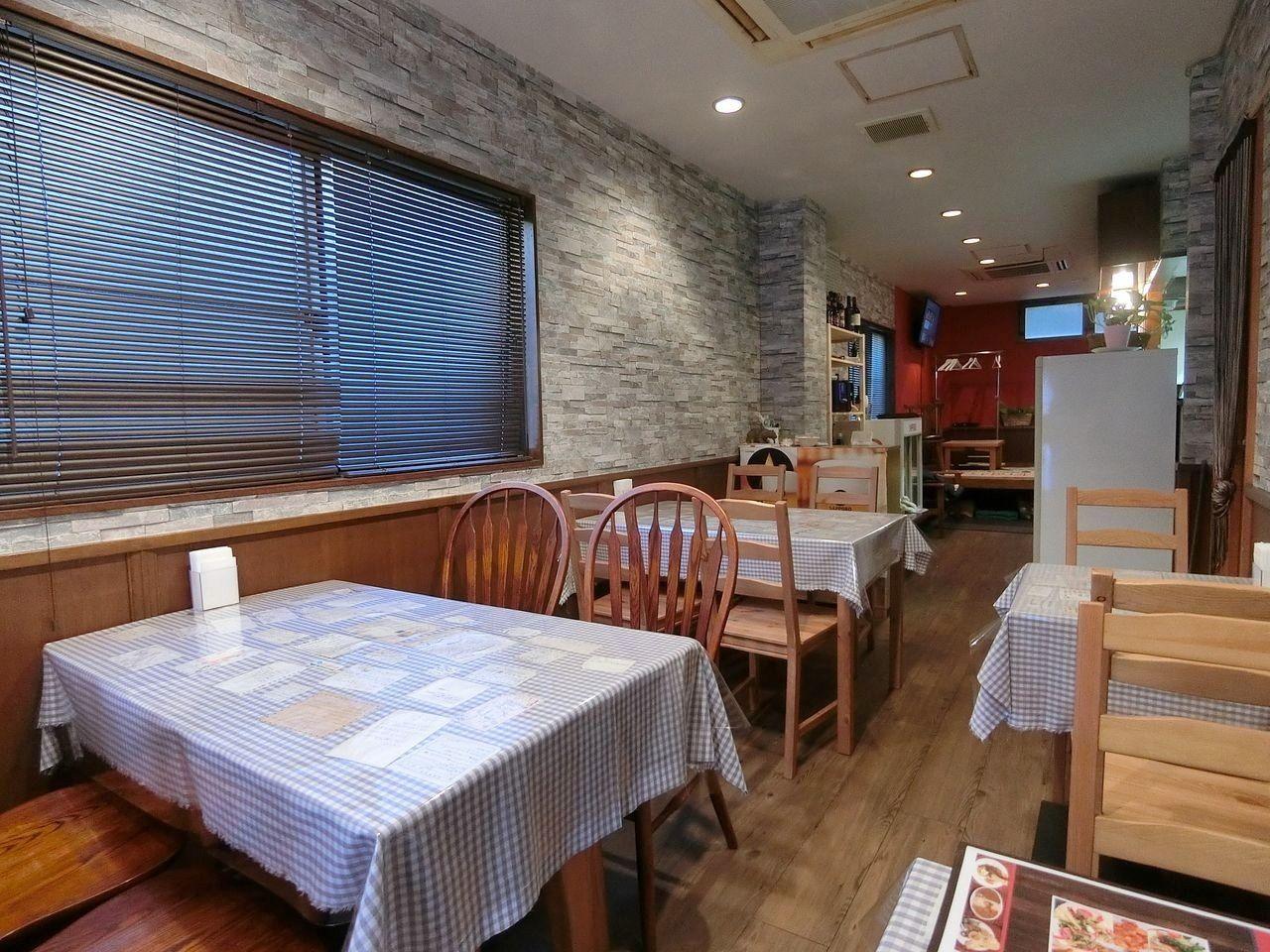 中板橋のネパール料理「だいすき日本」